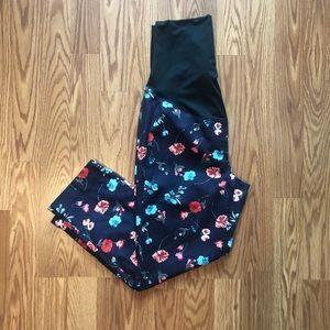 NWOT Loft Maternity Printed Pants